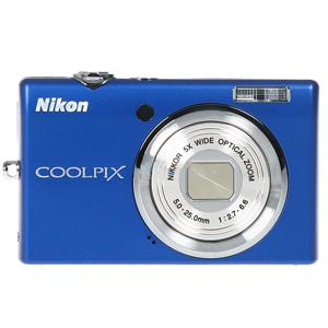首页 照相机 尼康 轻便型数码相机 尼康(nikon)s570数码相机(蓝色)